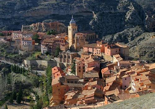 Albarracín, unas de las ciudades mas bonitas de España