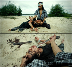 DSC_1624 (Hell62_Trbs) Tags: cinema digital movie blood asia killing crop malaysia concept conceptual cinematic terengganu setiu kampungmangkuk nikond5000 aquariusvii hell62 hell62trbs tamronsp1024mmf3545 tjlens smithafoley bunohan mfazarai