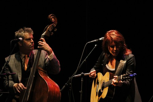 Rosanne Cash with Jon Munson