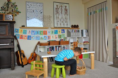family-music-school room