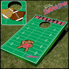 Maryland Bean Bag Toss Game