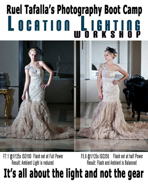 Location Lighting Workshop