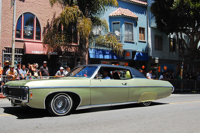 Cars of Carnival