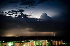Storm (A. Aleksandraviius) Tags: sky cloud weather night clouds 35mm landscape nikon lightning strikes thunder lithuania lietuva d90 panevys aibas nikkor35mm nikond90 35mmf18g afsdxnikkor35mmf18g nikon35mm18g