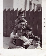 John, dad, and brothers