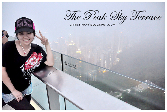 Hong Kong Trip Day 3: The Peak Tram and The Peak Tower Sky Terrace (凌霄阁摩天台)