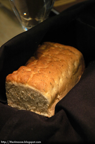 The Dunearn - Herb Bread