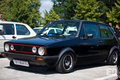 VW Mk1 (Eurodubs Automotive Apparel) Tags: vw volkswagen croatia tuning karlovac