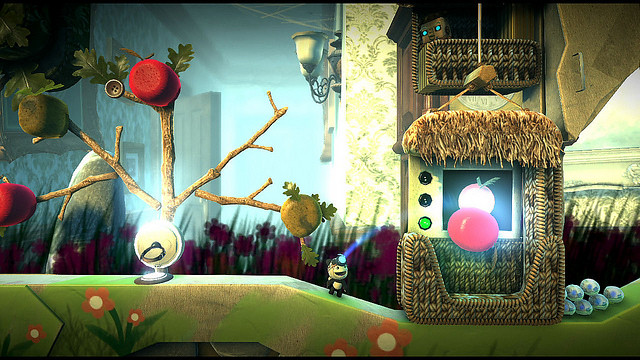 LittleBigPlanet 2 + PlayStation Move