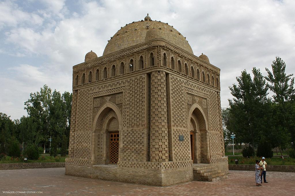 Mausolée d'Ismail Samani, Boukhara