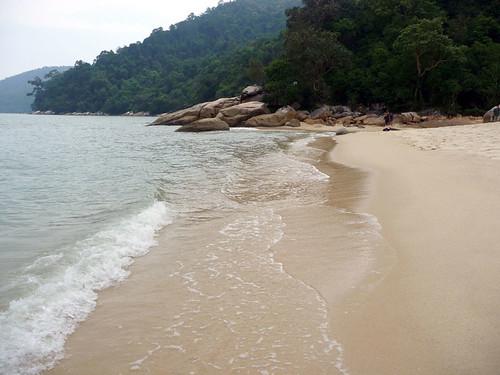 Pantai Kerachut - serene and pristine