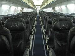 "WestJet ""Disney Magic Plane"" Cabin (CanadaQ200) Tags: vancouver airplane airport magic disney special boeing yvr westjet 737 ws 737800 738 cgwsz disneymagicplane"