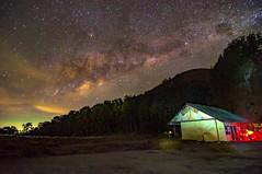 Throwback | Kalimati Campsite, Semeru Mountain [EXPLORED 23092016] (SalehuddinLokman) Tags: mahameru mahamerumountain semerumountain bromotenggersemeru gunungsemeru mountsemeru eastjava milkyway mountainscape landscape