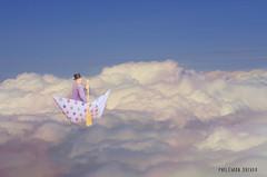 Navigation en plein ciel (Philmon Shivar) Tags: nuage rve rverie