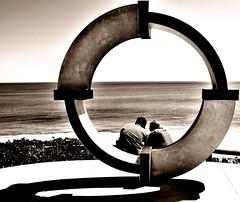 Sculptures (Matty B (alloraphotography.com.au)) Tags: perth wa cottesloe tamron tamron1750 matthewbanks tamron175028vc sculpturesbythesea2011