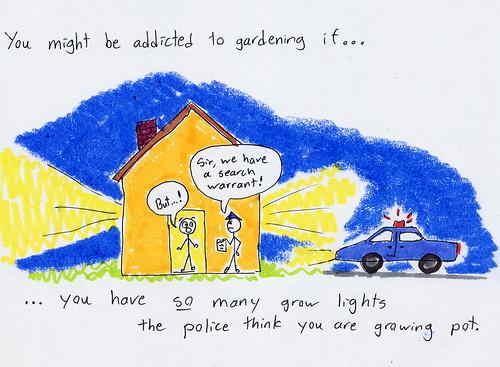 Light police
