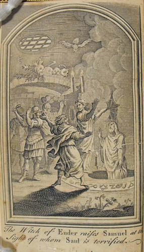 Frontispiece of The history of witches, ghosts, and Highland seers