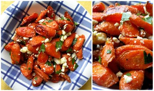 MF Carrot Parsley Salad