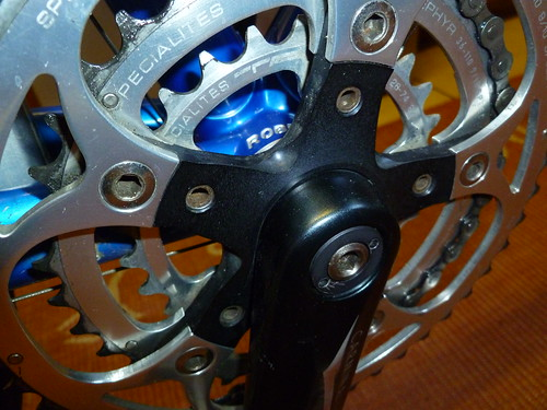 Chainring replacement 001