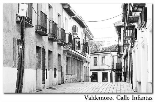 Valdemoro, Calle Infantas