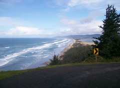 Looking towards Cape Mears from Cape Lookout