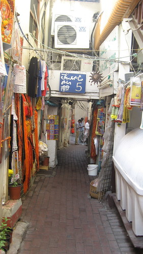 Lane in Bur Dubai