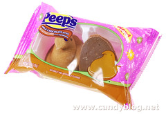Peeps Milk Chocolate Dipped Chocolate Mousse Flavored Marshmallow