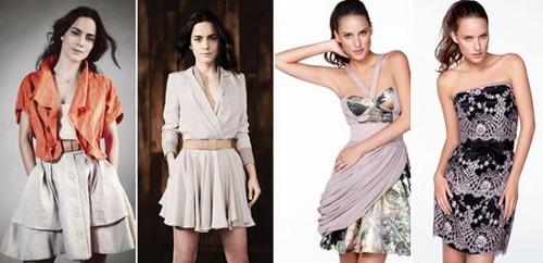 vestidos ladylike