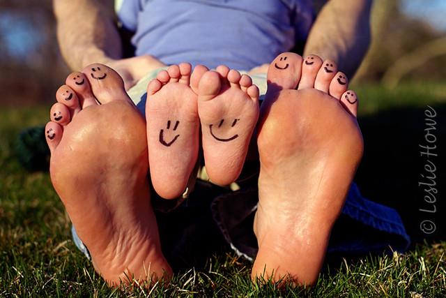 Happy Feet:)