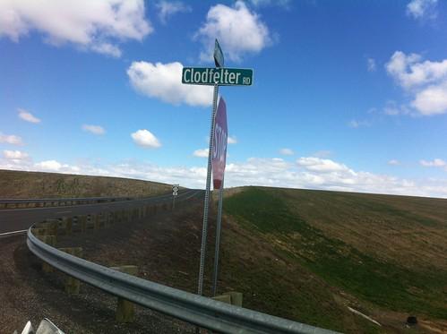 Clodfelter Road