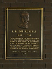 R.B. Russell School