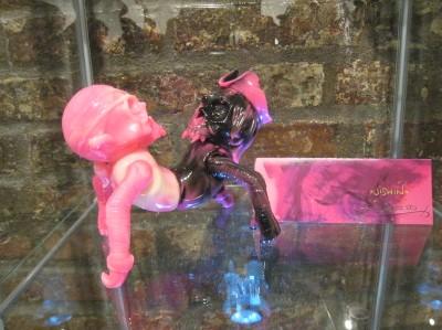 Toy Tokyo Benefit Art Auction