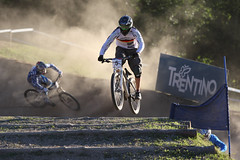 Johannes FISCHBACH (pierretey) Tags: italy cycling mtb ita velo vtt 4x coupedumonde byciclette weltcup 4cross fourcross valdisole tentino
