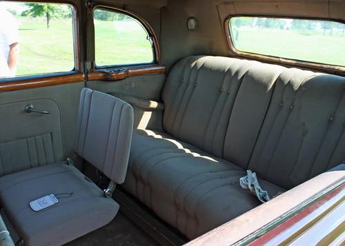1935 Lincoln 301 Model K 7-Passenger Limousine (6 of 12)