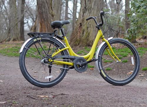 Urbana Bike, Olive