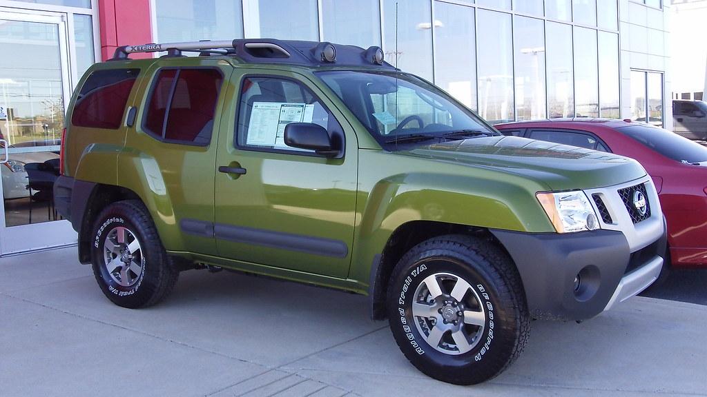 Metallic Green Xterra Yet Nissan Frontier Forum