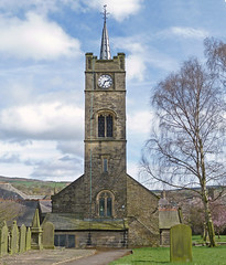 St James, Silsden by Tim Green aka atoach