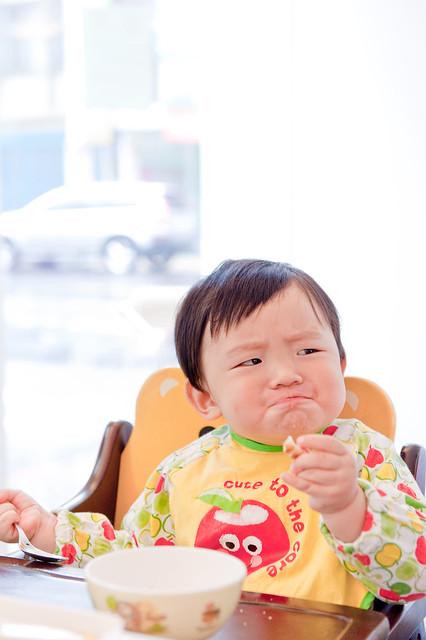 【新竹】生鐵餐廳 原味牛排&小童噴飯表情
