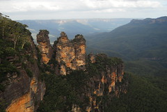 Three Sisters (amyywonder) Tags: nsw threesisters katoomba travelnsw