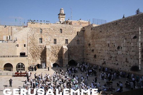 Gerusalemme, Western Wall