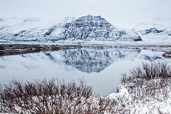 Winter Wonderland - Skaftafell National Park, Iceland (skarpi - www.skarpi.is) Tags: park travel winter lake snow season island iceland pond north arctic national aurora april traveling wonderland fell sland jkulsrln vetur skaftafell glacierlagoon skaftafellnationalpark hvannadalshnjkur 2011 wintertrip hafrafell vetrarmyndir svnafellsjkull arcticimages jgarur skarpi photosfromiceland skarphinnrinsson travelingiceland imagesfromiceland
