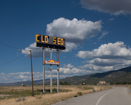 John Humble, Closed, Enoch, Utah, 2010