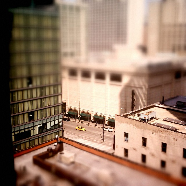 Tilt shiftcago!