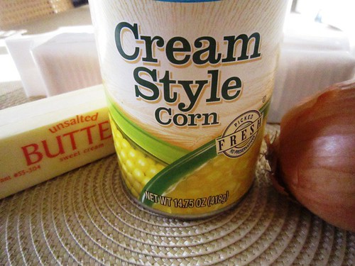 Cream corn, take two