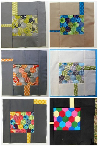 All Blocks for Quilting Divas Mini Bee