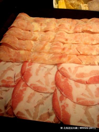 20110410 聚北海道昆布鍋_07 雞豬肉片