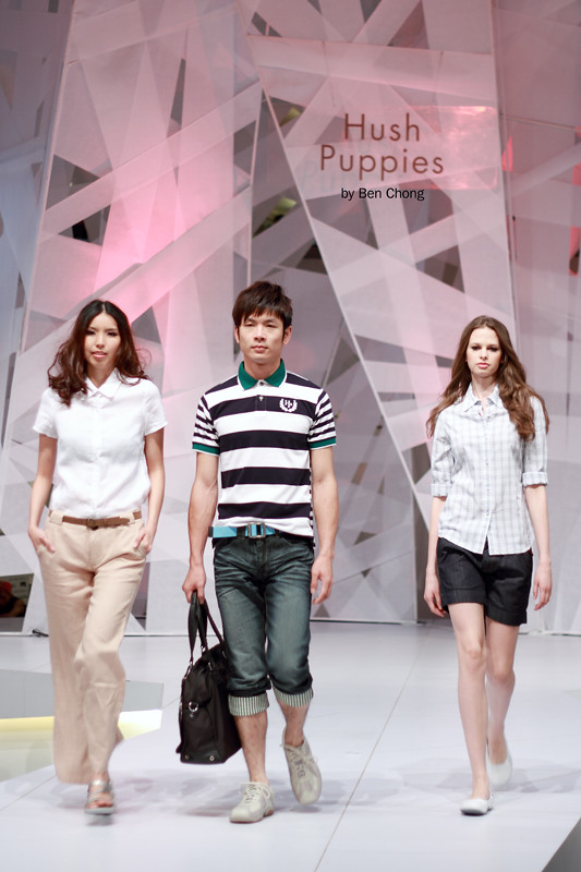 by Hush Puppies