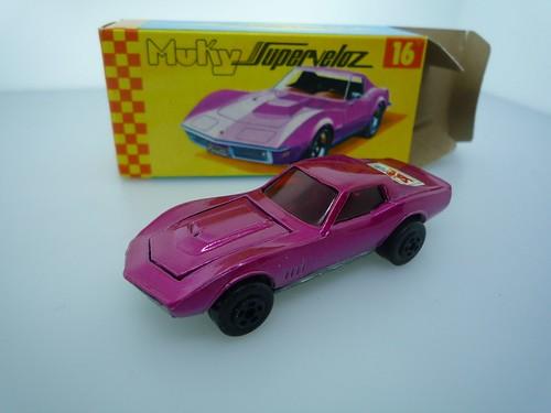16 - Corvette Special