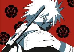 Kakashi_side (Zombie Reynolds) Tags: anime sage sharingan byakugan narutoshippuden eyetechnique