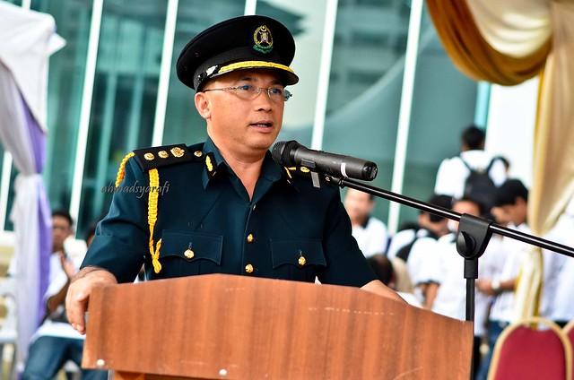 Majlis Penutupan Ko-Kurikulum sesi Jan-Apr 2011